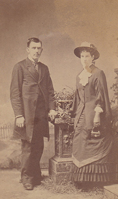 Willard And Rebecca Munger