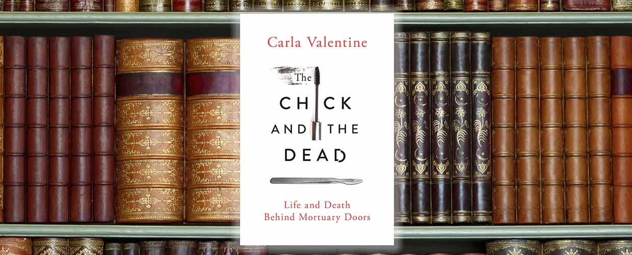 Cover for The Chick and the Dead © 2017 St. Martin's Press
