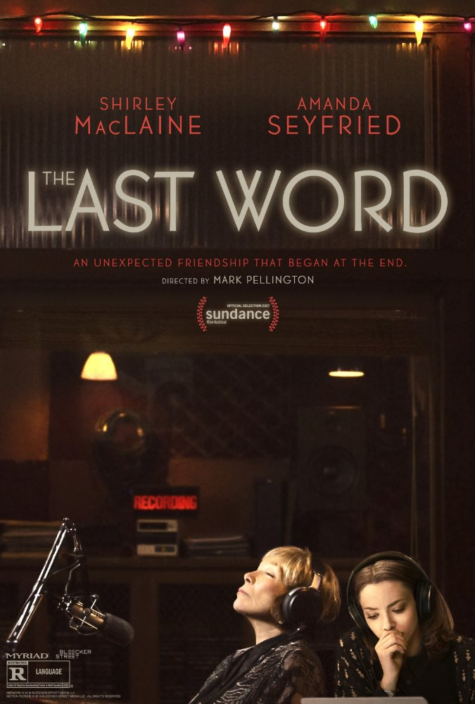The Last Word movie poster