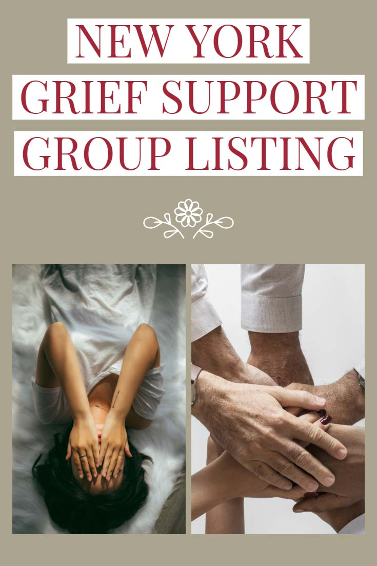 Grief Support Group Listing