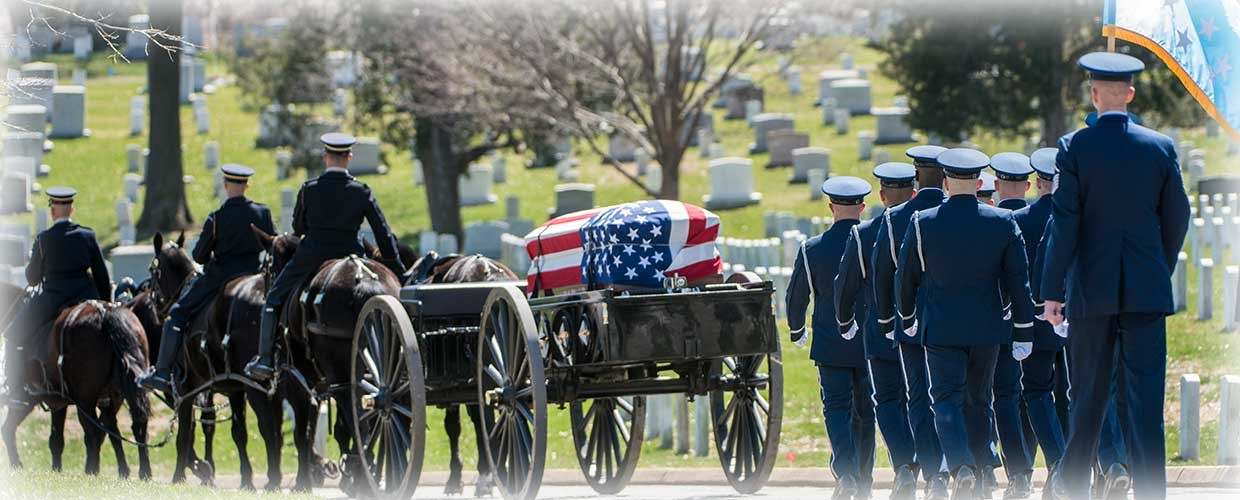Funeral Honors Changes At Arlington